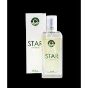 PERFUME AUTOMOTIVO STAR 50ML – ALTA FIXAÇÃO