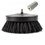 Pneumatic Carpet Brush 3,5