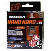 Restaurador De Plásticos Nano Hard Coat 8ml Soft99