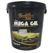 Silicone Mega Gel Cadillac 1KG Maça Verde - Cadillac