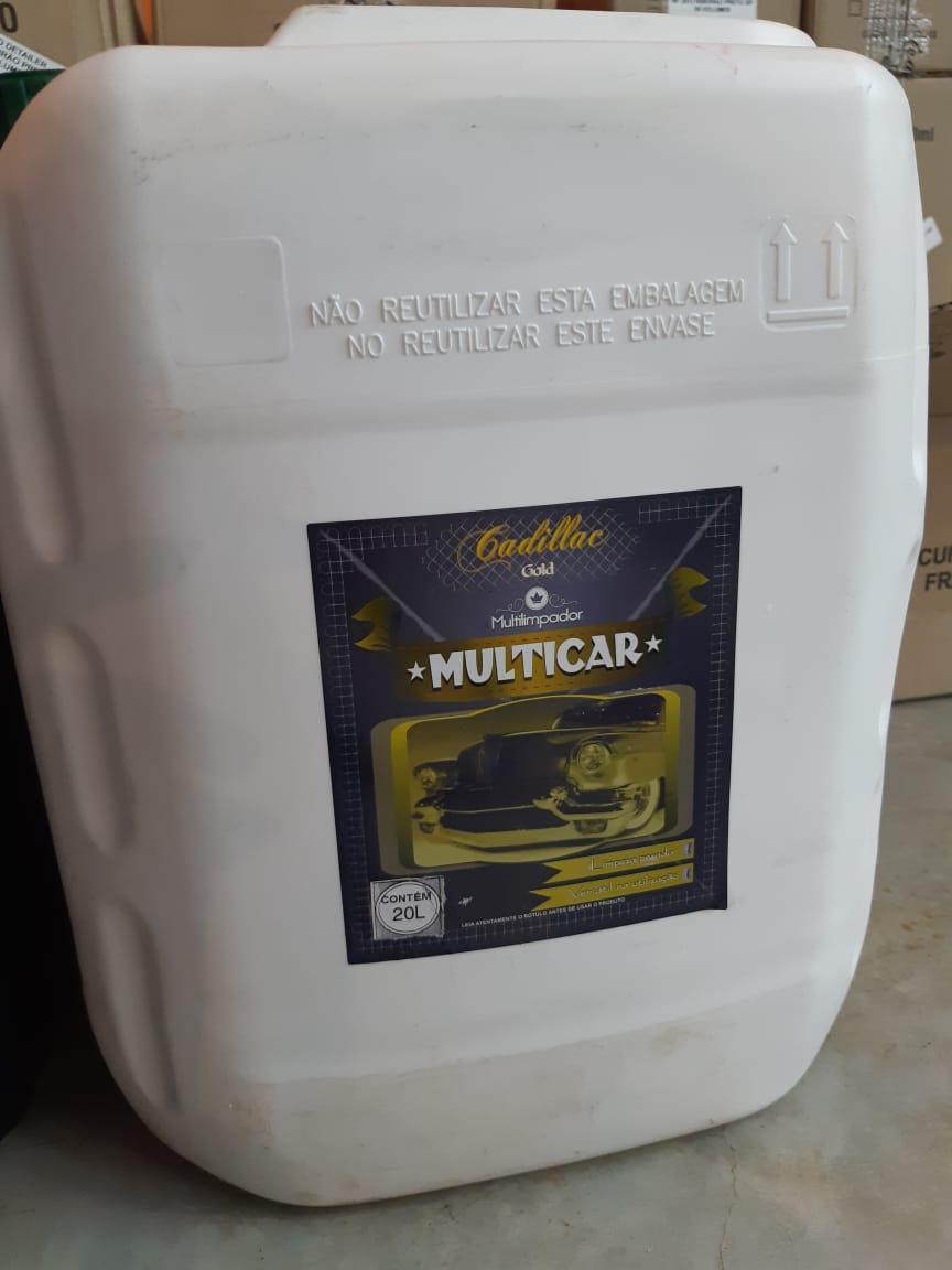 APC Multicar - Multilimpador - Bombona 20L - CADILLAC