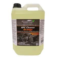APC Orange - Limpador de Interiores de Alta Performance - 5L - NOBRECAR