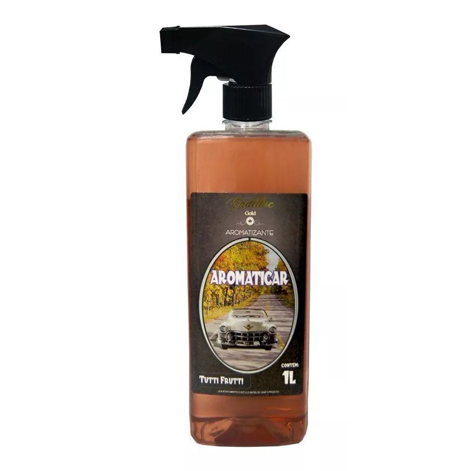 Aromaticar - Aromatizante Tutti-Fruti - Cadillac - 1L
