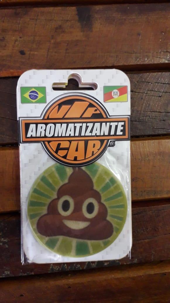 AROMATIZANTE CAR - FRAGRÂNCIA  CONFORT - Modelo COCOZINHO
