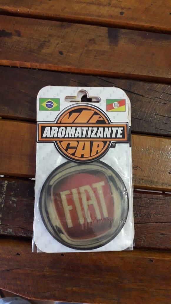 AROMATIZANTE CAR - FRAGRANCIA  CONFORT - Modelo FIAT