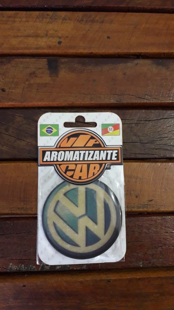 AROMATIZANTE CAR - FRAGRANCIA  CONFORT - Modelo VOLKSWAGEN