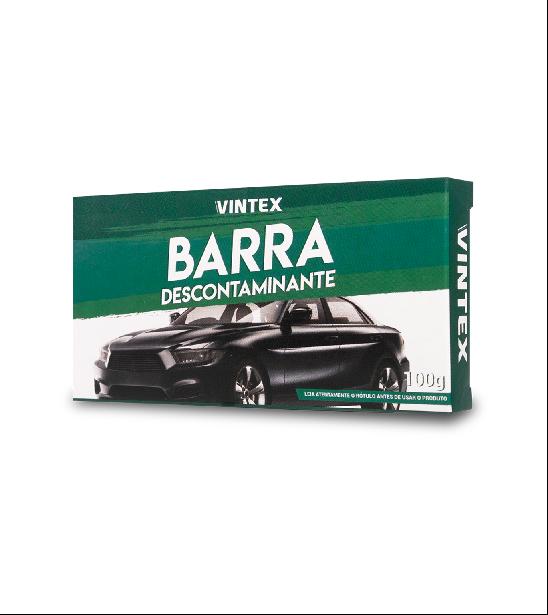 BARRA DESCONTAMINANTE - 100g - VINTEX
