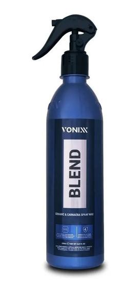 Blend Ceramic & Carnaúba Spray Wax - 500ml - VONIXX