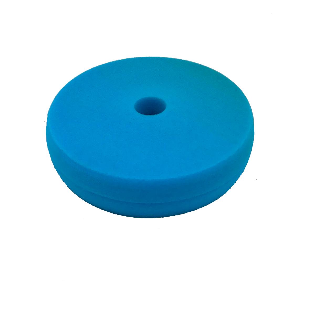 """Boina de Espuma Dupla Face 6"""" - Azul/Lustro - LINCOLN"""