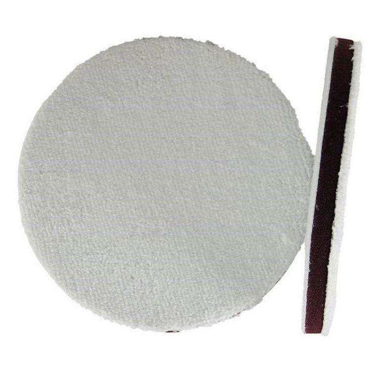 Boina de Microfibra 5'' Espessura 10mm Roxa- Kers
