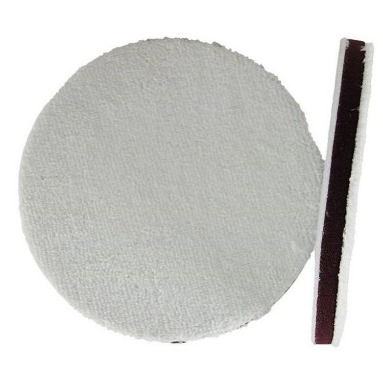Boina de Microfibra 6'' Espessura 10mm Roxa- Kers