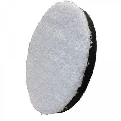 Boina de Microfibra 6'' Espessura 20mm Preta- Kers