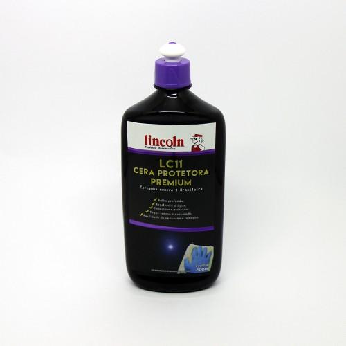CERA PROTETORA PREMIUM 500ML - Lincoln LC11