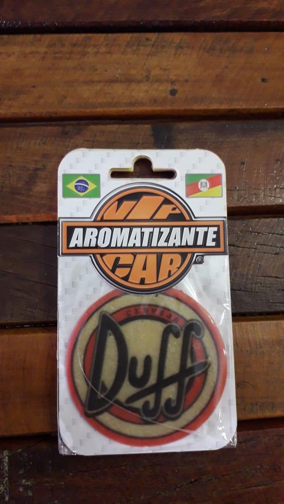 AROMATIZANTE CAR - FRAGRANCIA  CONFORT - Modelo DUFF