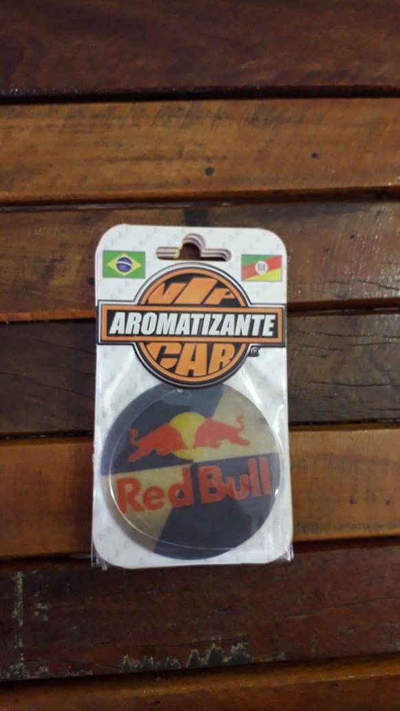 AROMATIZANTE CAR - FRAGRANCIA  CONFORT - Modelo RED BULL