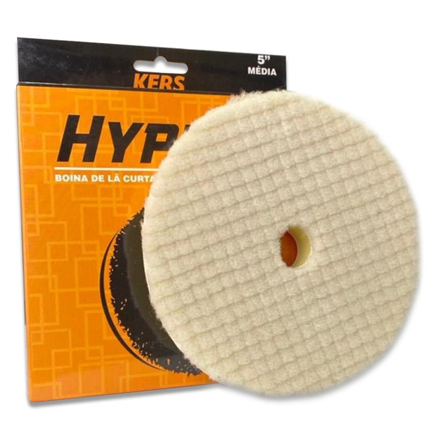 """Hyper 5"""" - Boina da Lã Curta - Média - KERS"""