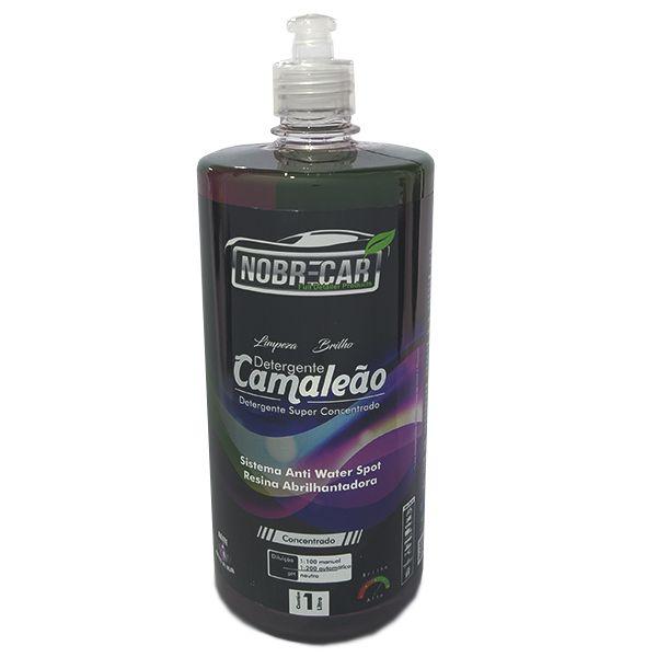 Detergente Camaleão - Shampoo Super Concentrado - 1:400 - 1L - NOBRECAR