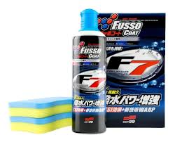 Fusso Coat F7 400ML- SOFT99 - selante liquido