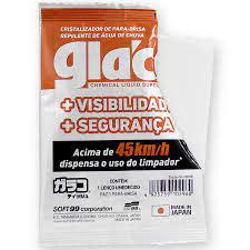 GLACO WIPE ON - LENÇO UMEDECIDO DE APLICAÇÃO 210X200MM SOFT99