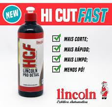HCF - Hi Cut Fast - 500gr - Lincoln NOVO