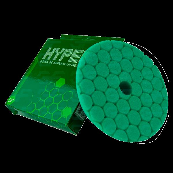 "Hyper 5"" - Boina de Espuma - Verde Agressiva - KERS"