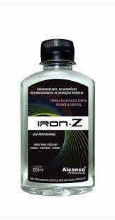 Iron-Z Descontaminante Ferroso - 200ml - Alcance