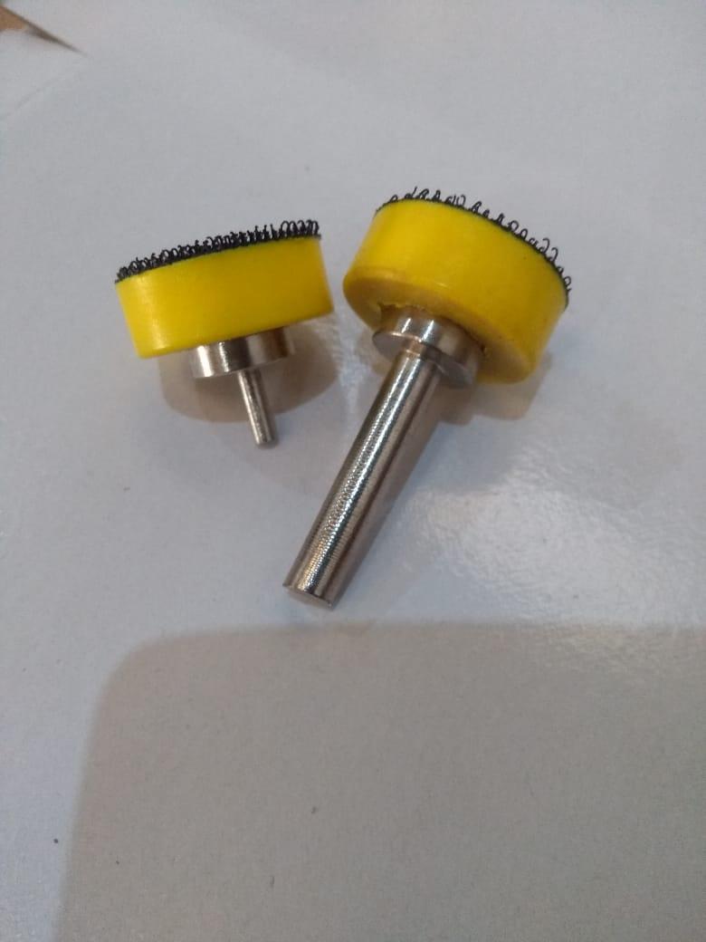 KIT De Suportes com Velcro 1,2'' e 2,4'' p/ DRILL