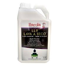 Lava a Seco Concentrado LL9 Lincoln - 3,6L