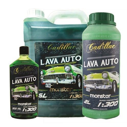 Lava Auto Monster - CADILLAC