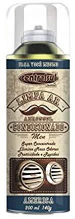 Limpa Ar Condicionado America 200 ml -140 g