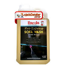 Limpador Multiuso Pro Express Sofá Wash Lincoln - 3,6L