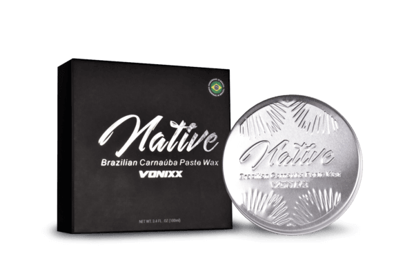 NATIVE BRAZILIAN CARNAÚBA PASTE WAX - 100ml - VONIXX