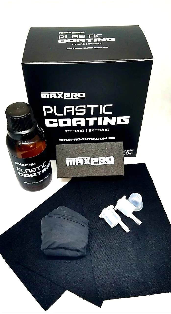 Plastic Coating - Interno e Externo - 30ml - MAX PRO