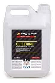 Pneu Pretinho Glicerine - 5L - Finisher