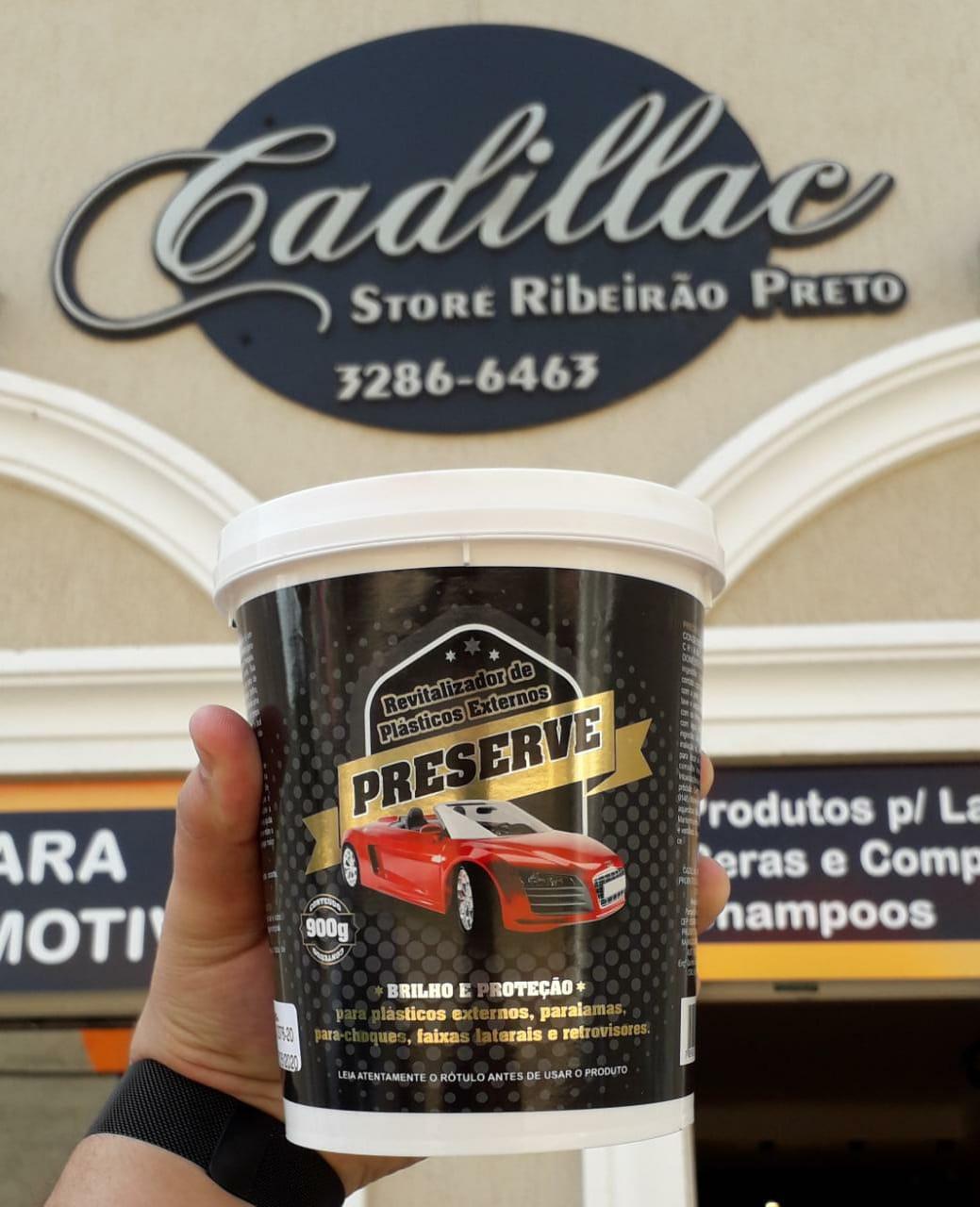 PRESERVE REVITALIZADOR DE PLASTICOS EXTERNO-CADILLAC - 900g