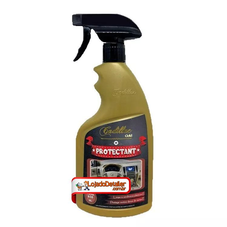 Protectante Vinil & Rubber - Cadillac - 650ml