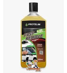 Fast Remove - 500ml - Removedor de Cola, Piche, Caneta e Chiclete - Protelim