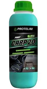Protelim Prot Carp 20 - Limpa estofados e carpete concentrado - 1L