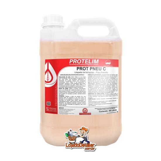 Protelim Prot Pneu C - Gel de Pneu - 5L - Concentrado