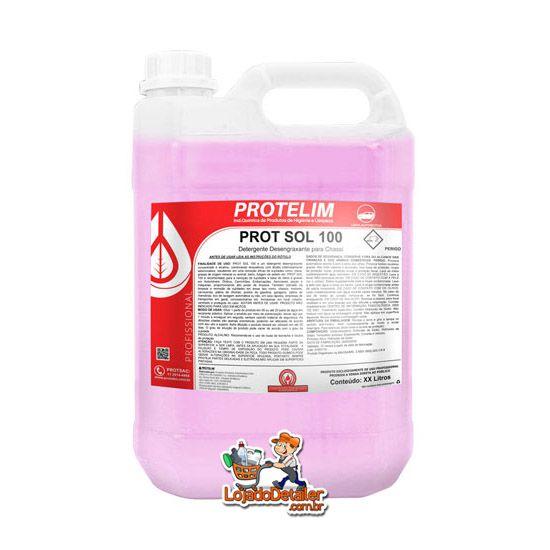 Protelim Prot Sol 100 Detergente Alcalino - 5L