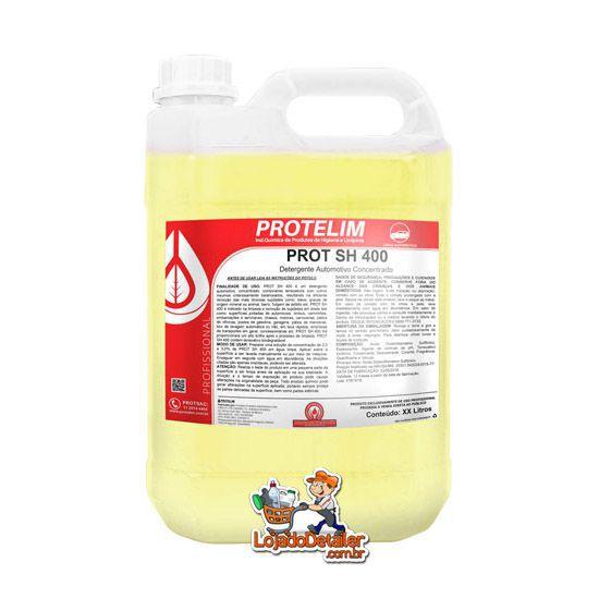 SH400 Shampoo Neutro Concentrado - 5L - Protelim