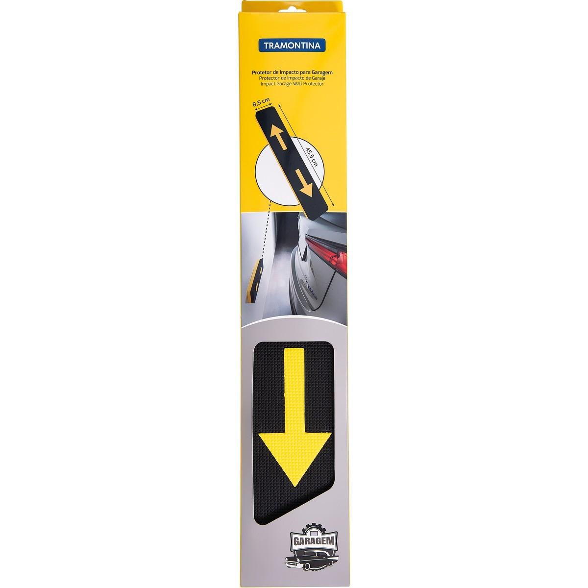 Protetor de Impacto para Garagem - 45,5cm x 8,5cm - TRAMONTINA