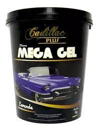 Silicone Mega Gel Cadillac 1KG Lavanda - Cadillac