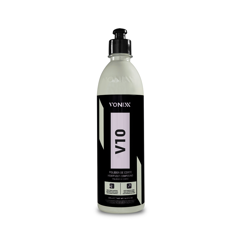 V10 - Polidor de Corte - 500ml - VONIXX