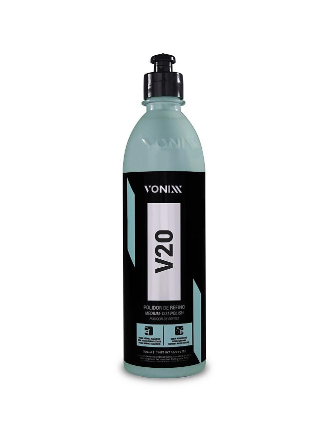 V20 - Polidor de Refino - 500ml - VONIXX
