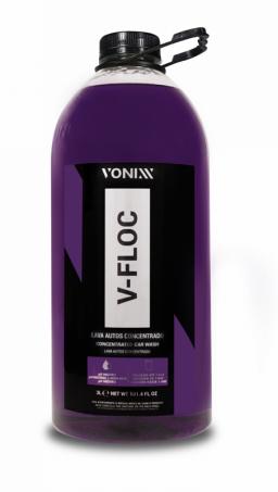 V-FLOC LAVA AUTOS CONCENTRADO - 3L - VONIXX