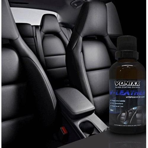 V-Leather Pro - Ceramic Coating para Couro - 50ml - VONIXX