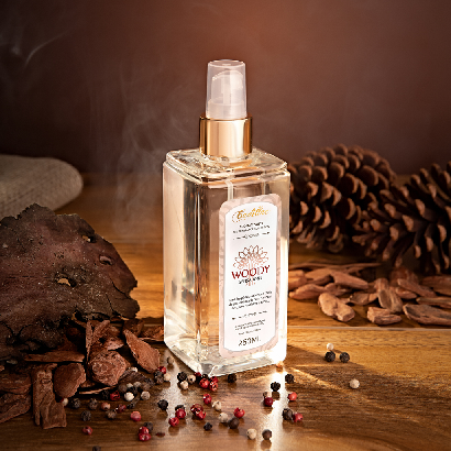 Wood Sensations - Aromatizante - 250ml - CADILLAC