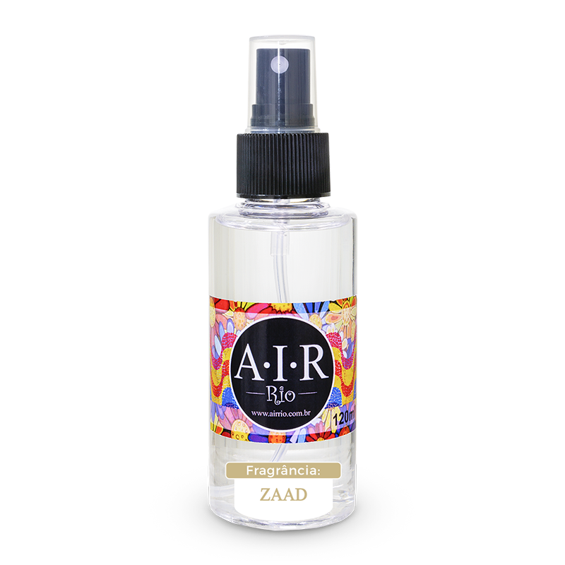 AROMATIZADOR DE AMBIENTE SPRAY AIR RIO - Zaad - Parfum EAU - 120ML