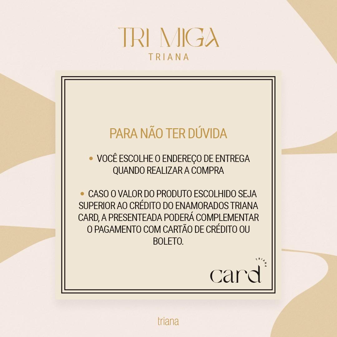 Tri Miga Card: R$162,00 para acertar em cheio no presente S2
